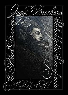 Quay Brothers: The Black Drawings book