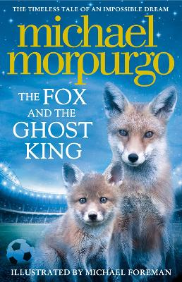 Fox and the Ghost King book