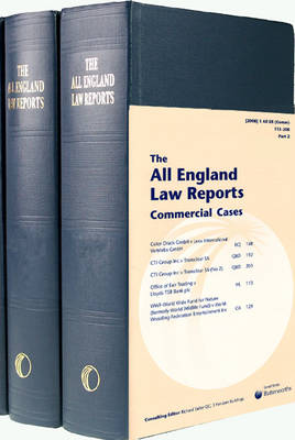 All England Commercial Cases by Richard Salter