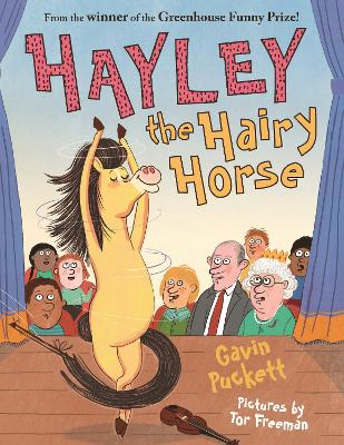 Hayley the Hairy Horse by Gavin Puckett