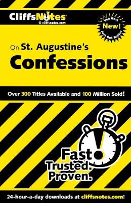 St. Augustine's Confessions book