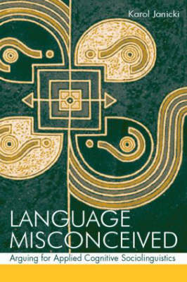 Language Misconceived book