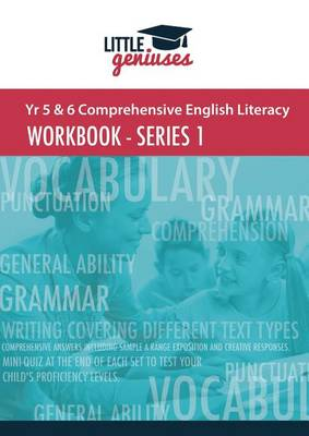 Yr 5 & 6 Comprehensive English Literacy by Little Geniuses