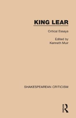 King Lear by Kenneth Muir