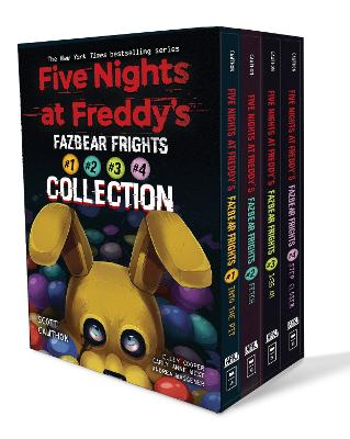 Fazbear Frights Four Book Boxed Set by Scott Cawthon