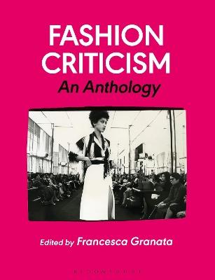 Fashion Criticism: An Anthology book