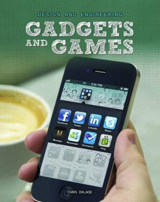 Gadgets and Games book