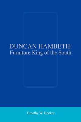 Duncan Hambeth by Timothy W Hooker