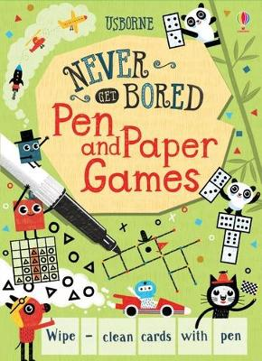 Pen and Paper Games by Emily Bone