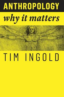 Anthropology by Tim Ingold