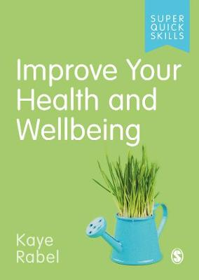 Improve Your Health and Wellbeing book
