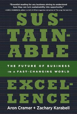 Sustainable Excellence book