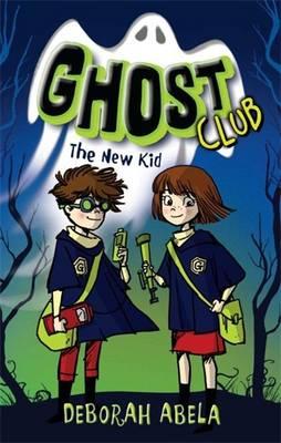 Ghost Club 1 book