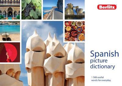 Berlitz Picture Dictionary Spanish by Berlitz