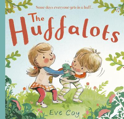 The Huffalots by Eve Coy