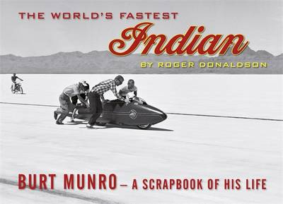 World's Fastest Indian book