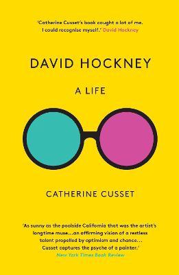 David Hockney: A Life book