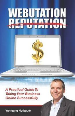 Webutation Reputation book