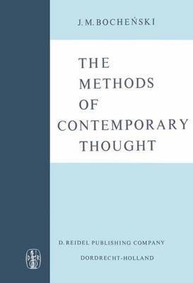 Methods of Contemporary Thought by Peter Caws