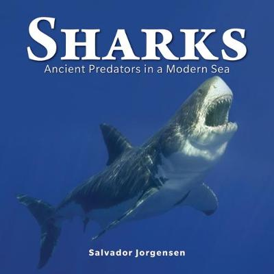 Sharks: Ancient Predators in a Modern Sea: 2018 by Salvador Jorgensen