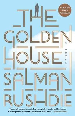 Golden House book