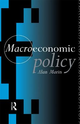 Macroeconomic Policy by Alan Marin