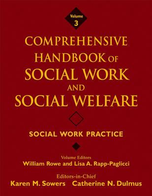 Comprehensive Handbook of Social Work and Social Welfare book