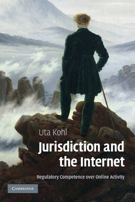 Jurisdiction and the Internet book