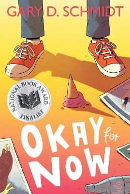 Okay for Now book