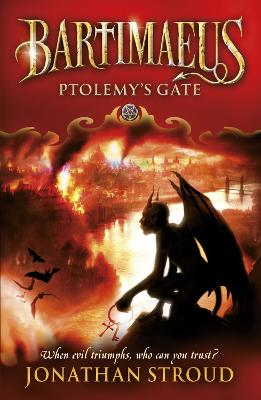 Ptolemy's Gate by Jonathan Stroud