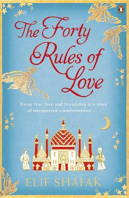 The Forty Rules of Love by Elif Shafak