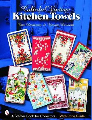 Colorful Vintage Kitchen Towels book