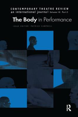 Body in Performance book