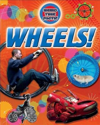 Wheels by Moira Butterfield