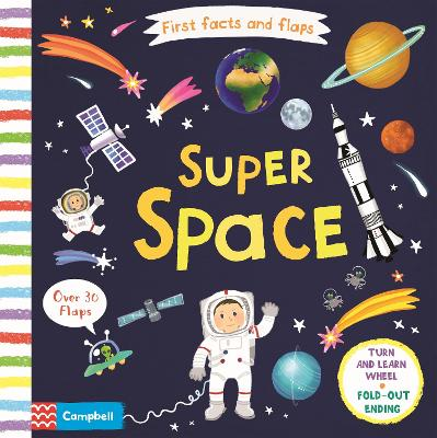 Super Space by Campbell Books