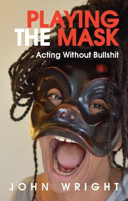 Playing the Mask book