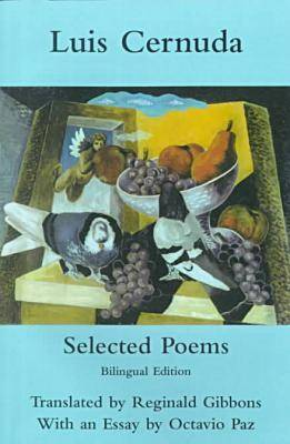 Selected Poems by Luis Cernuda