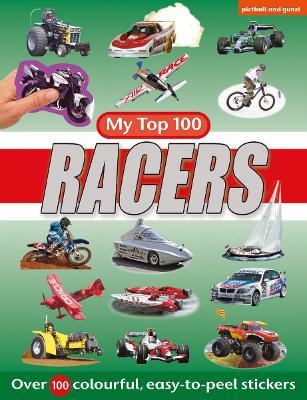 My Top 100 Racers book