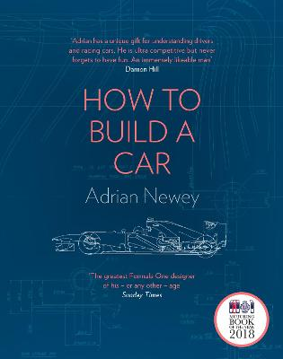 How to Build a Car book