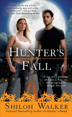 Hunter's Fall book