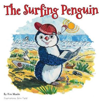 The Surfing Penguin by Kimberly Maslin
