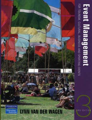 Event Management by Lynn Van Der Wagen