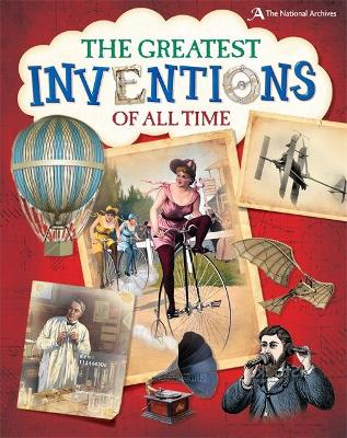 Greatest Inventions of All Time by Jillian Powell