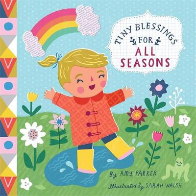 Tiny Blessings: For All Seasons by Amy Parker