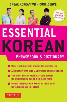 Essential Korean Phrasebook & Dictionary by Soyeung Koh