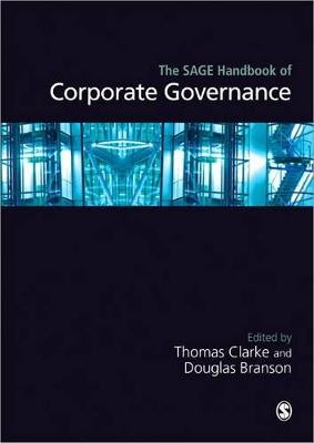 The SAGE Handbook of Corporate Governance by Thomas Clarke