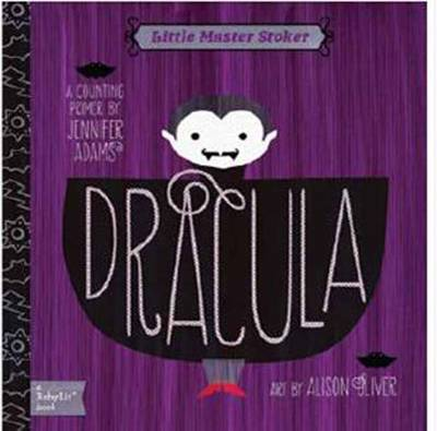 Dracula: A BabyLit Counting Primer by Jennifer Adams