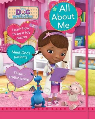 Doc McStuffins All about Me by Parragon