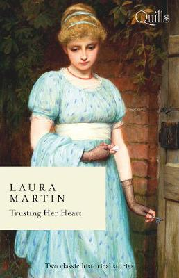Trusting Her Heart/Secrets Behind Locked Doors/Under a Desert Moon by Laura Martin