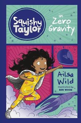 Squishy Taylor in Zero Gravity by Ailsa Wild